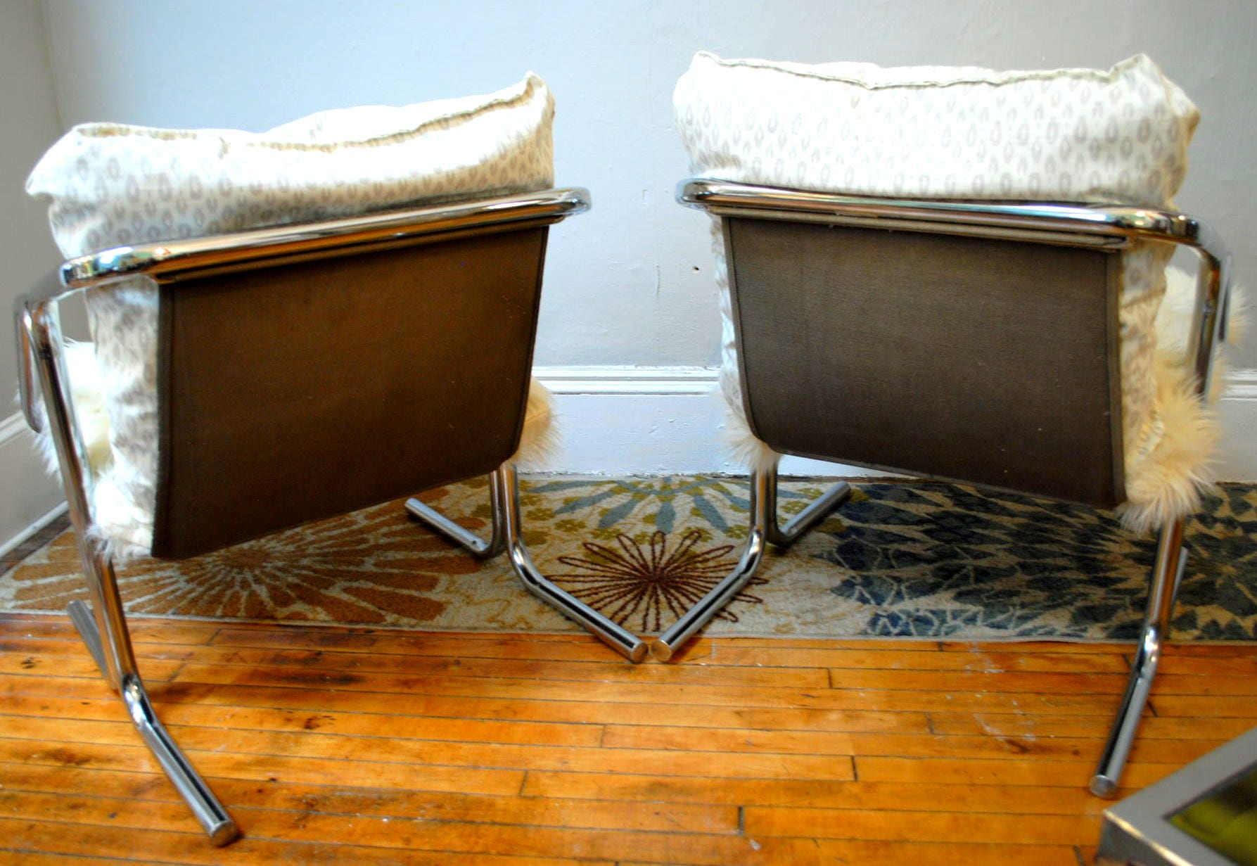 Pair Of Arcadia Lounge Chairs By Jerry Johnson Circa